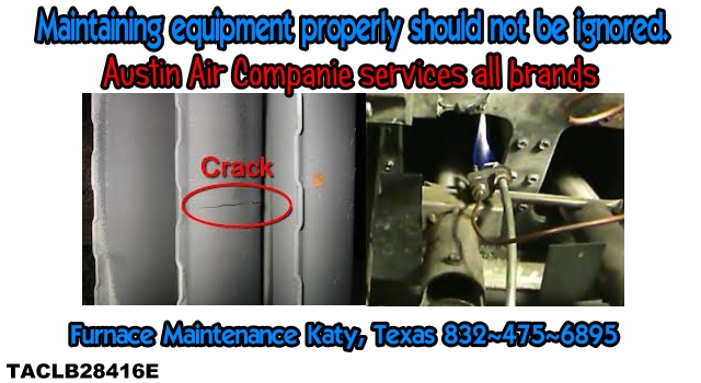 Furnace Maintenance Katy Texas
