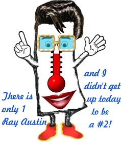 Only one Ray Austin