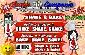 It's Shake & Bake